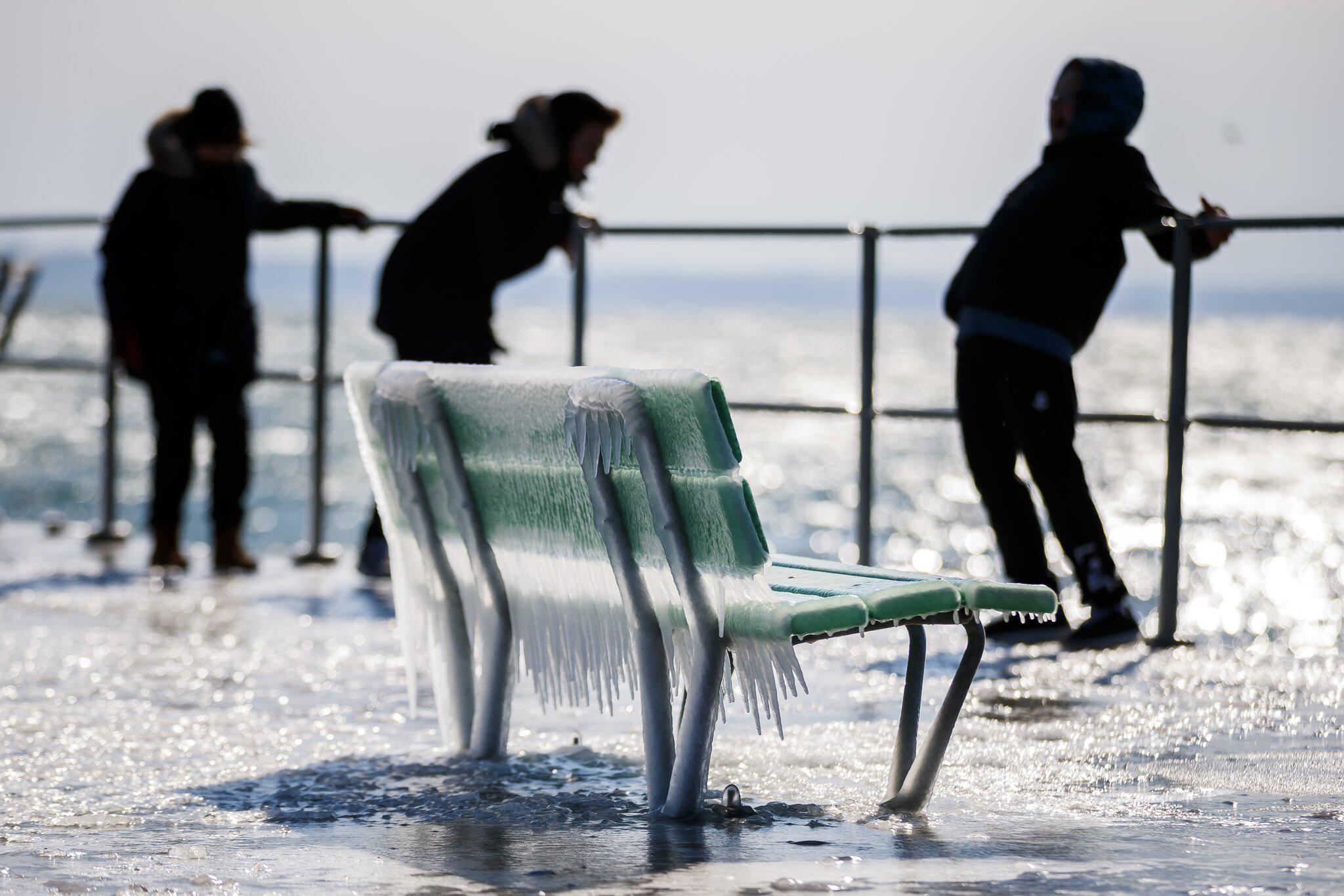 Bild zu Kälteeinbruch in der Schweiz