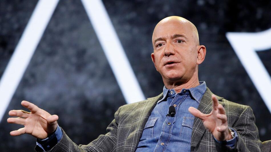 Amazon-Gründer Bezos will ins Weltall fliegen