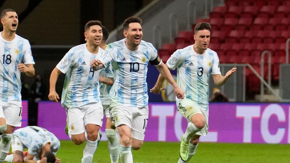 Argentinien - Kolumbien