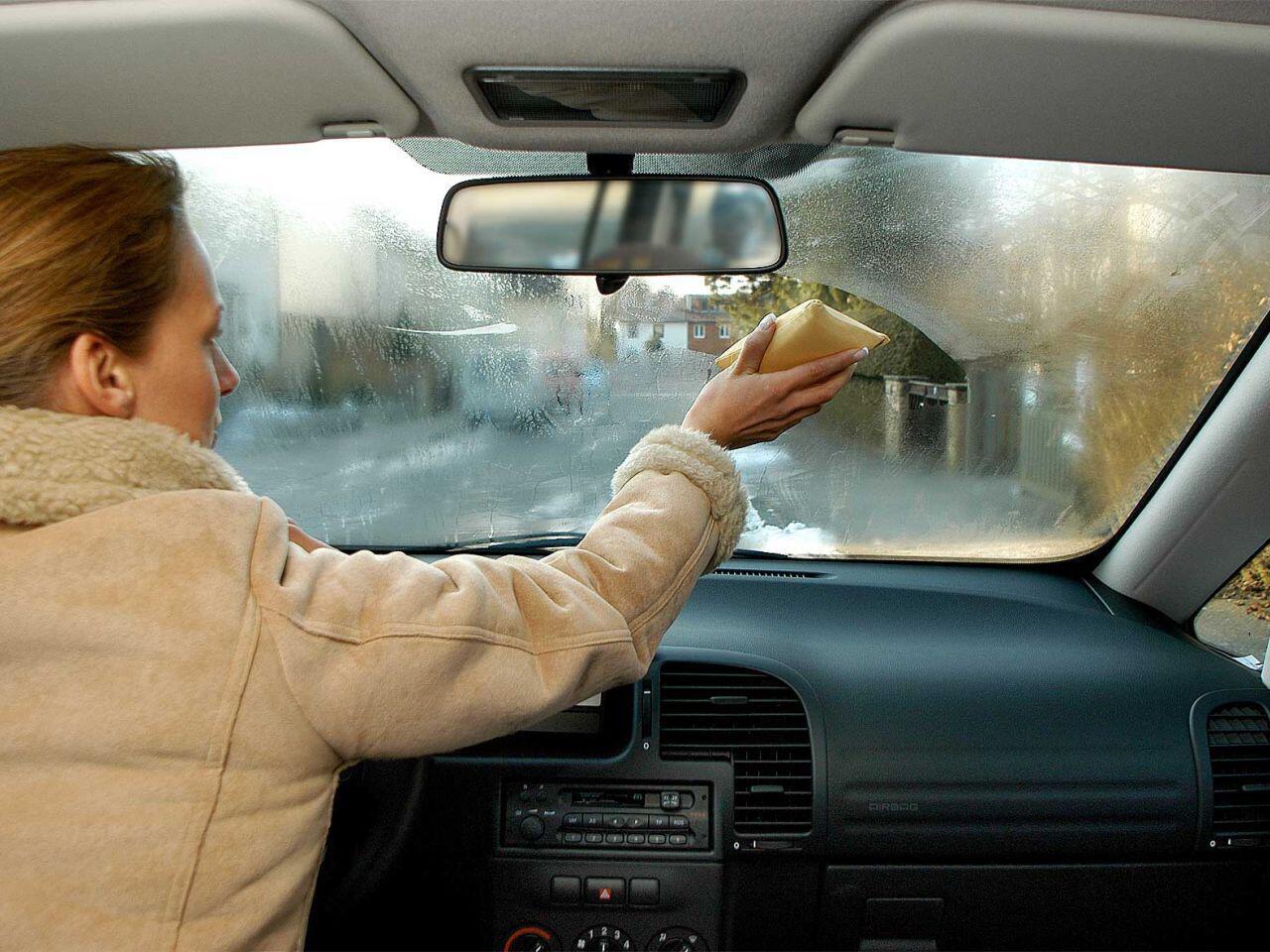 Auto Beschlagene Scheiben