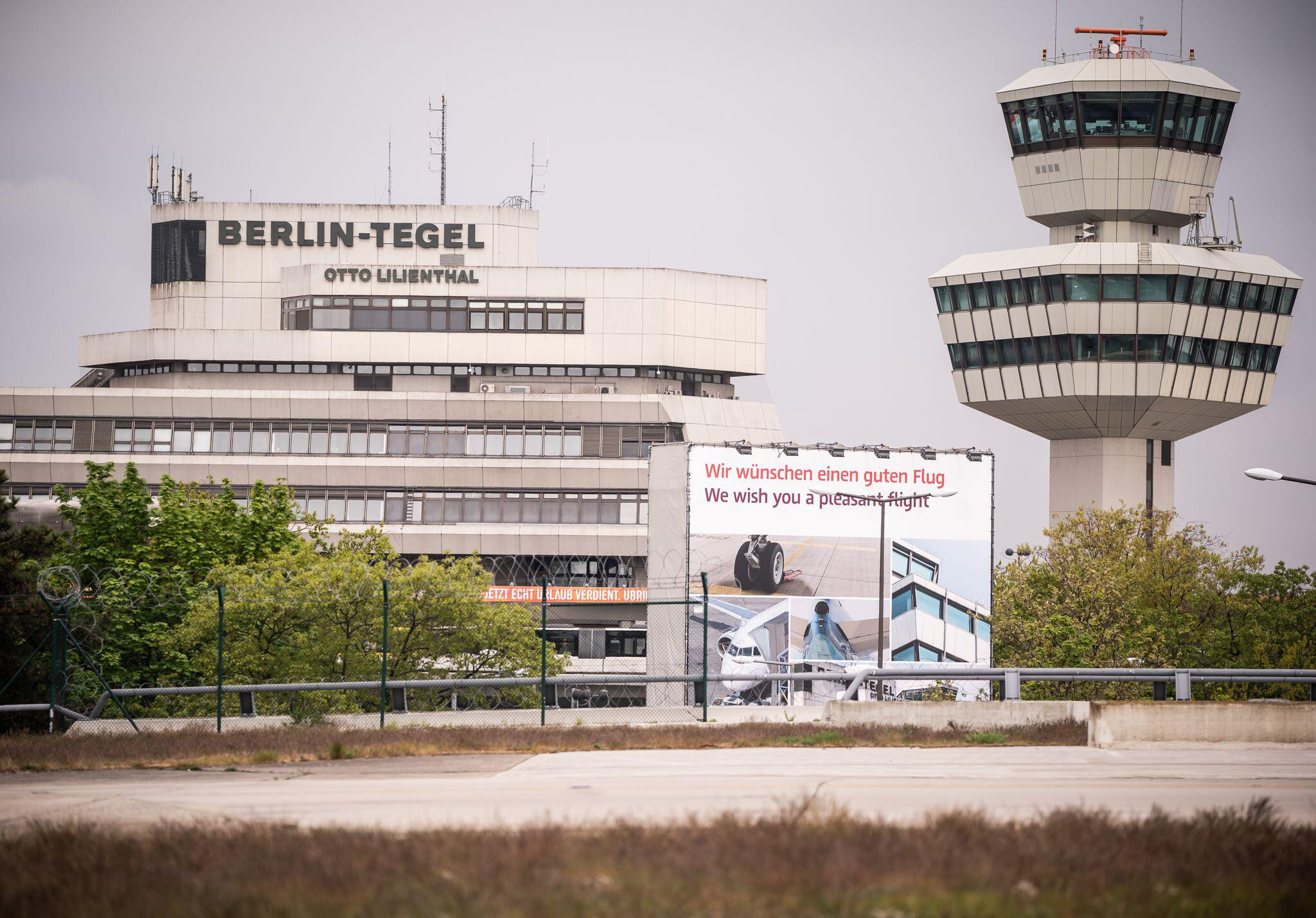 Bild zu Flughafen Berlin Tegel