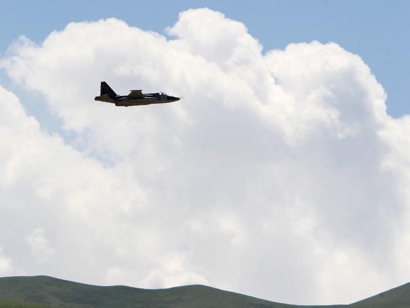 Bild zu Su-25