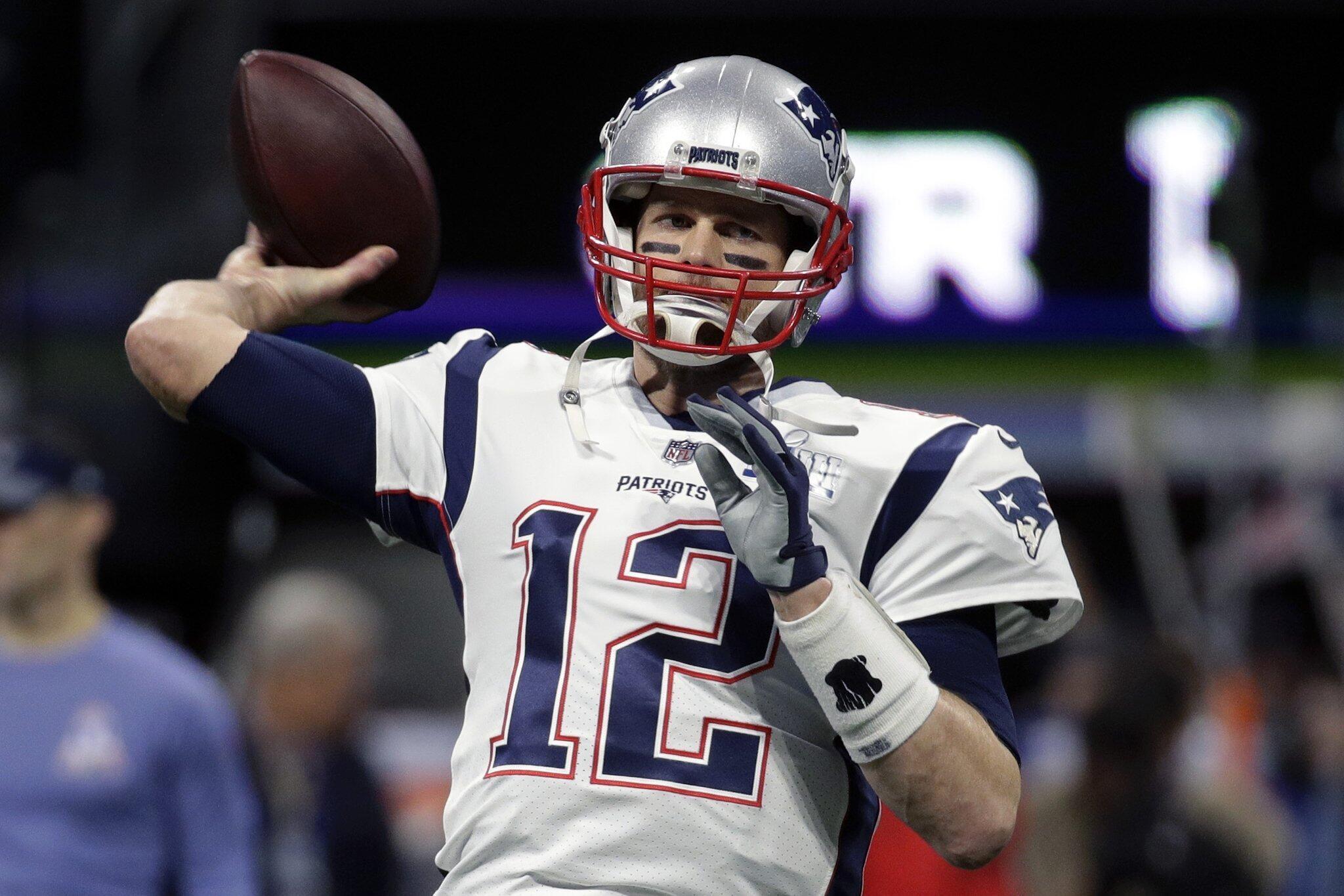 Bild zu Football-Superstar Tom Brady verlässt New England Patriots