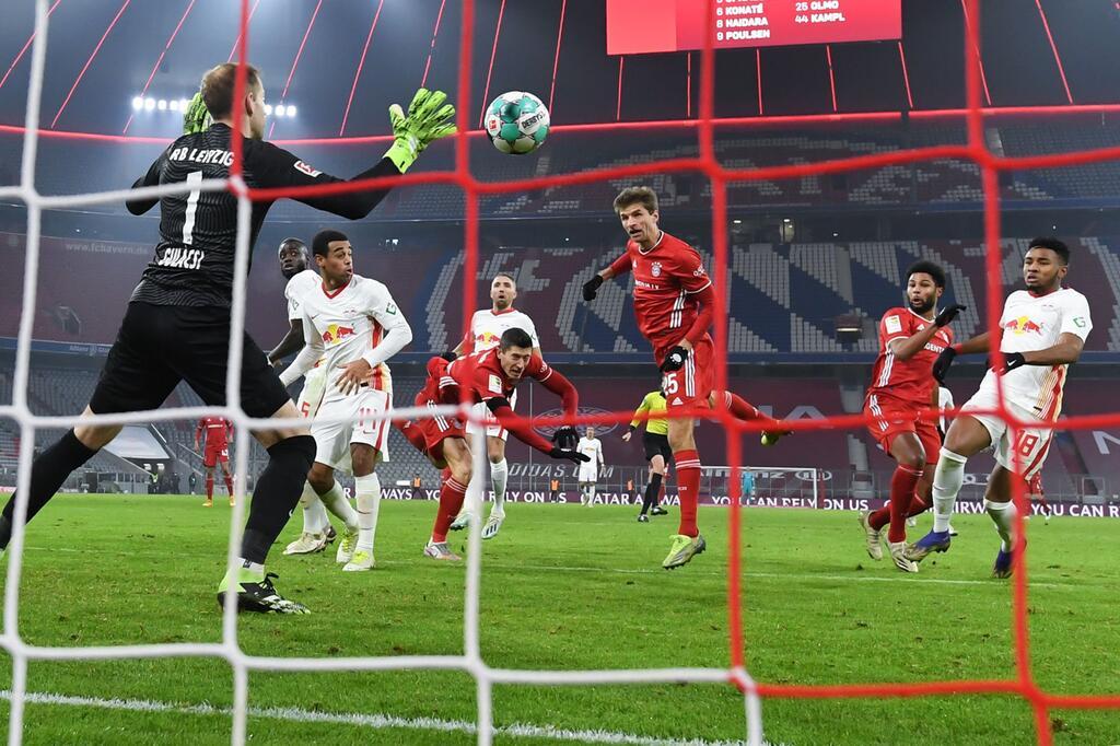 FC Bayern München - RB Leipzig