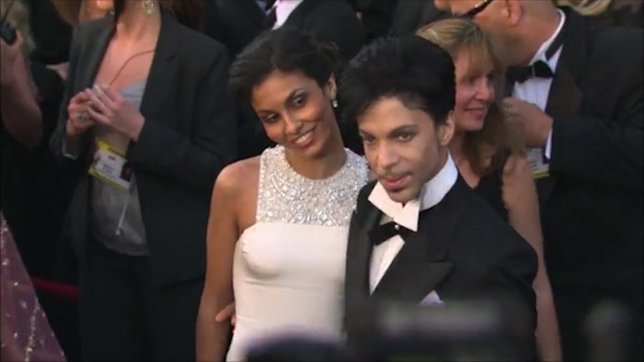 Bild zu Todesursache von Prince bekannt gegeben