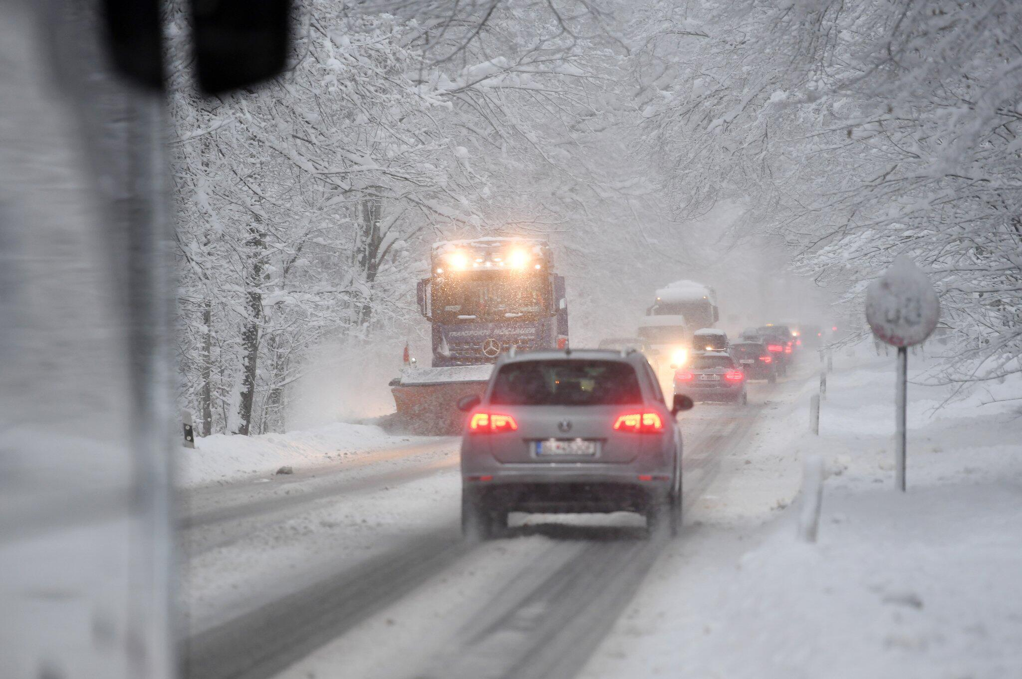 Bild zu Winter sets in in Bavaria