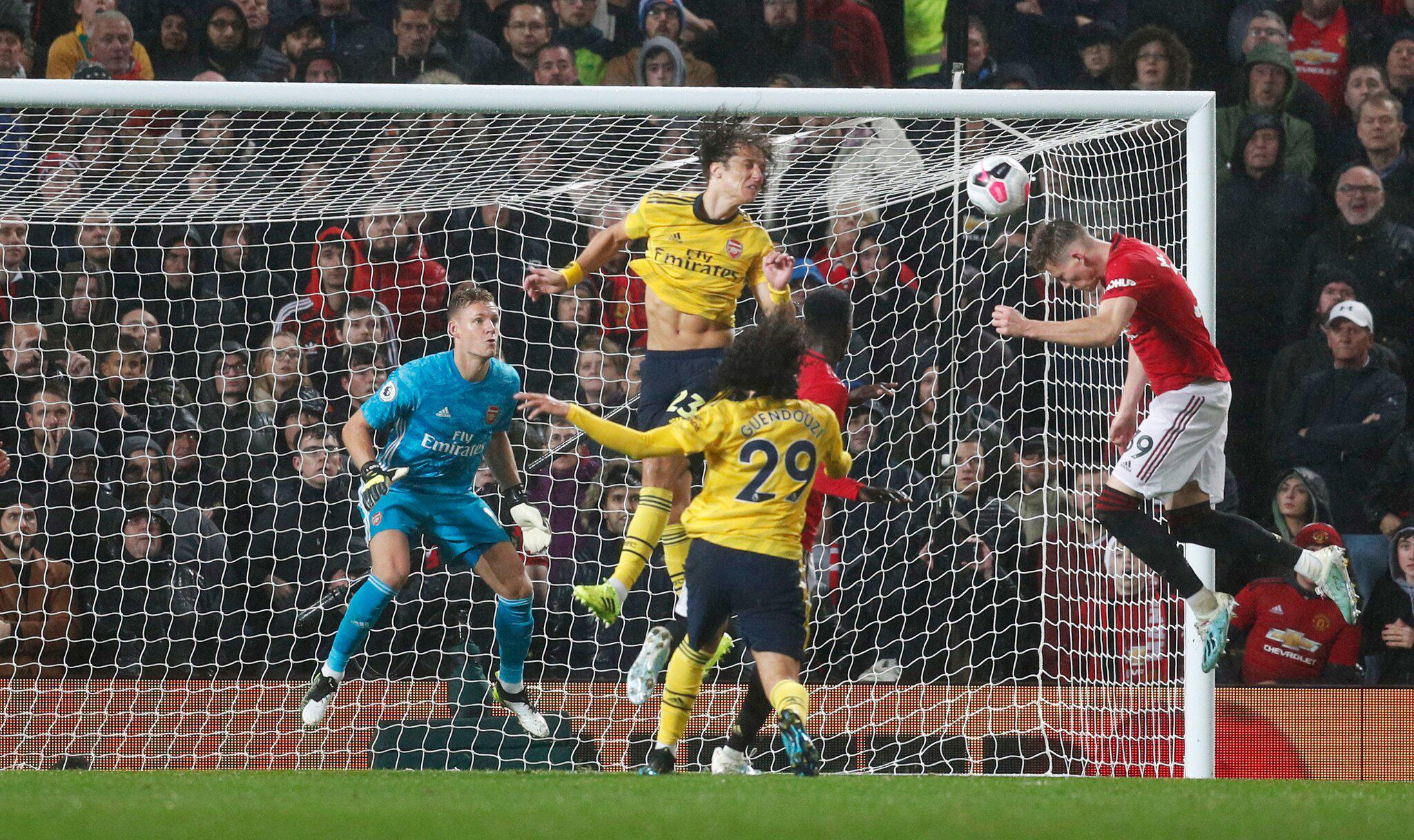 Bild zu Manchester United - FC Arsenal