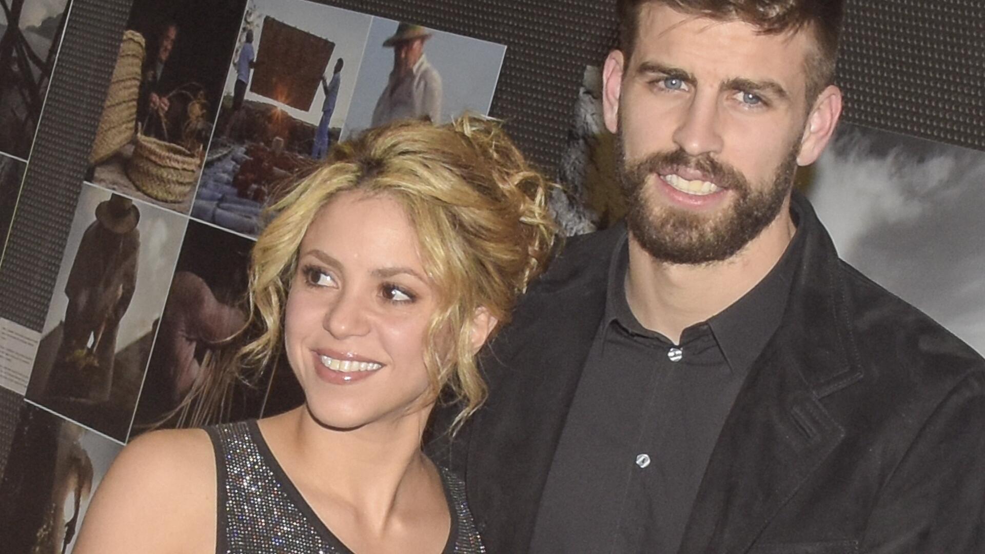 Bild zu Trennungsgerüchte um Piqué und Shakira