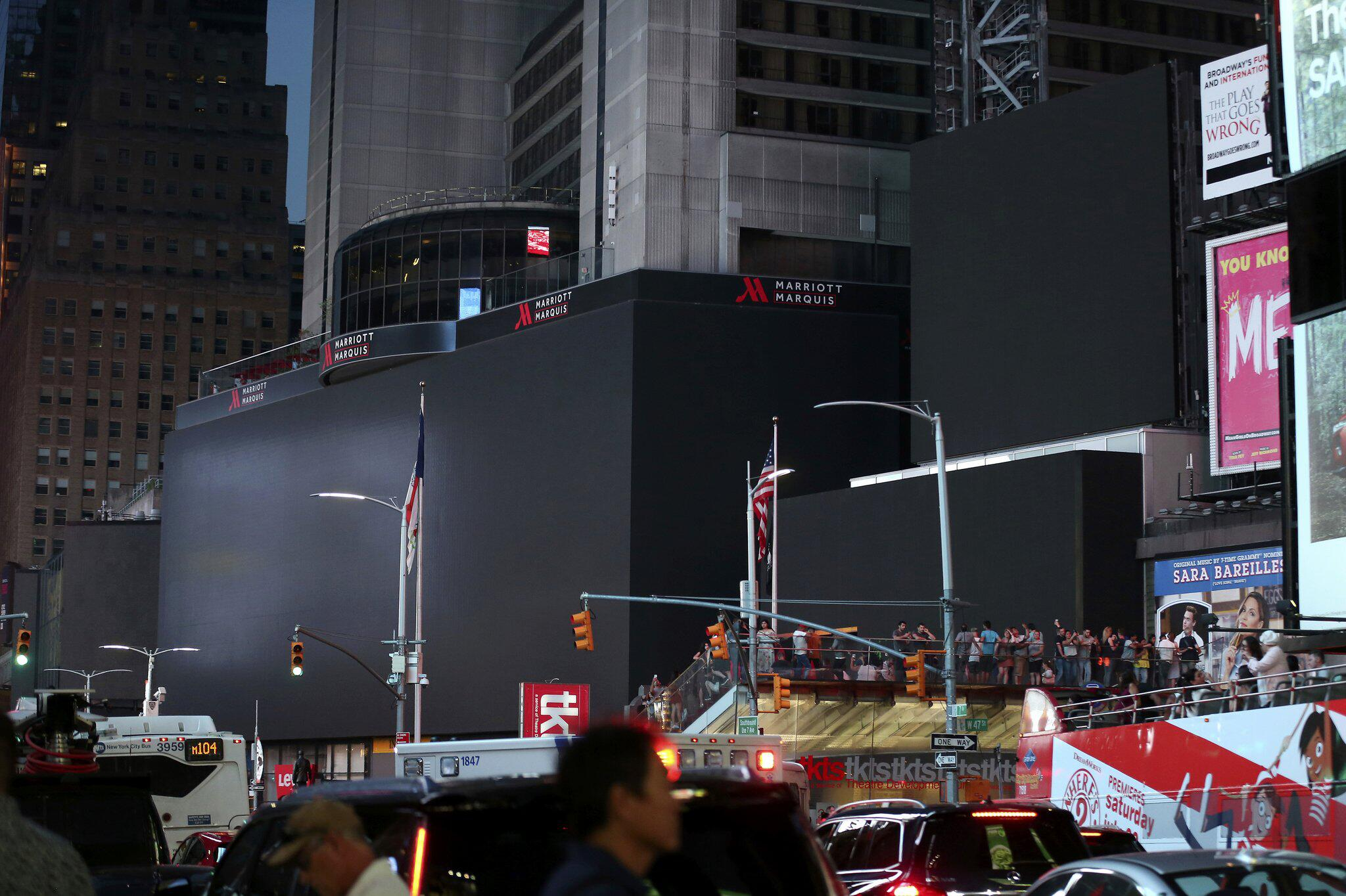 Bild zu Massiver Stromausfall in New York