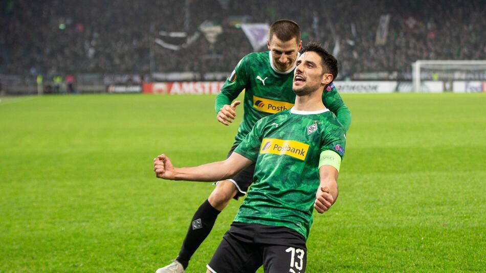 UEFA Europa League - Wolfsberger AC vs Borussia Monchengladbach