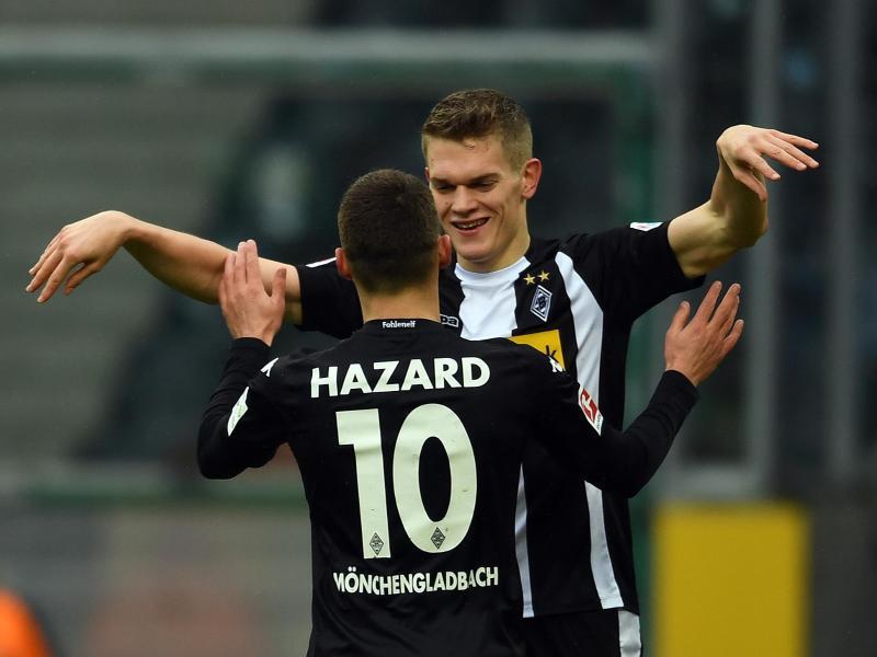 Bild zu Borussia Mönchengladbach - FC Augsburg