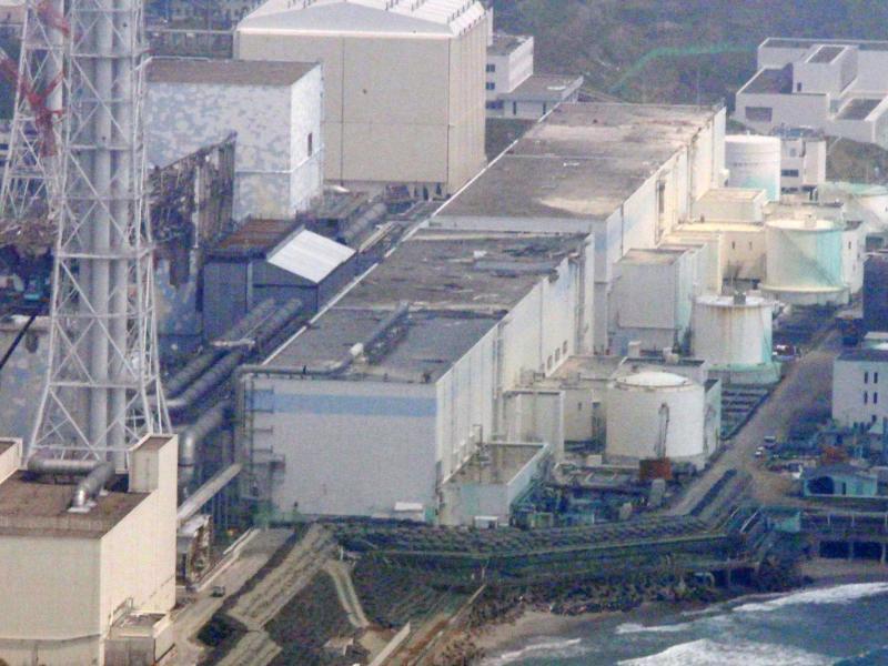 Bild zu Kernkraftwerk Fukushima