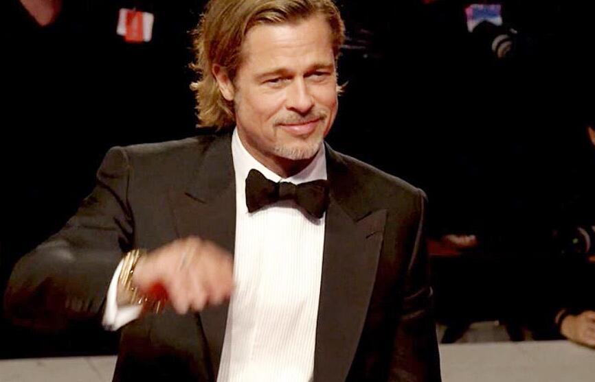 Bild zu Brad Pitt