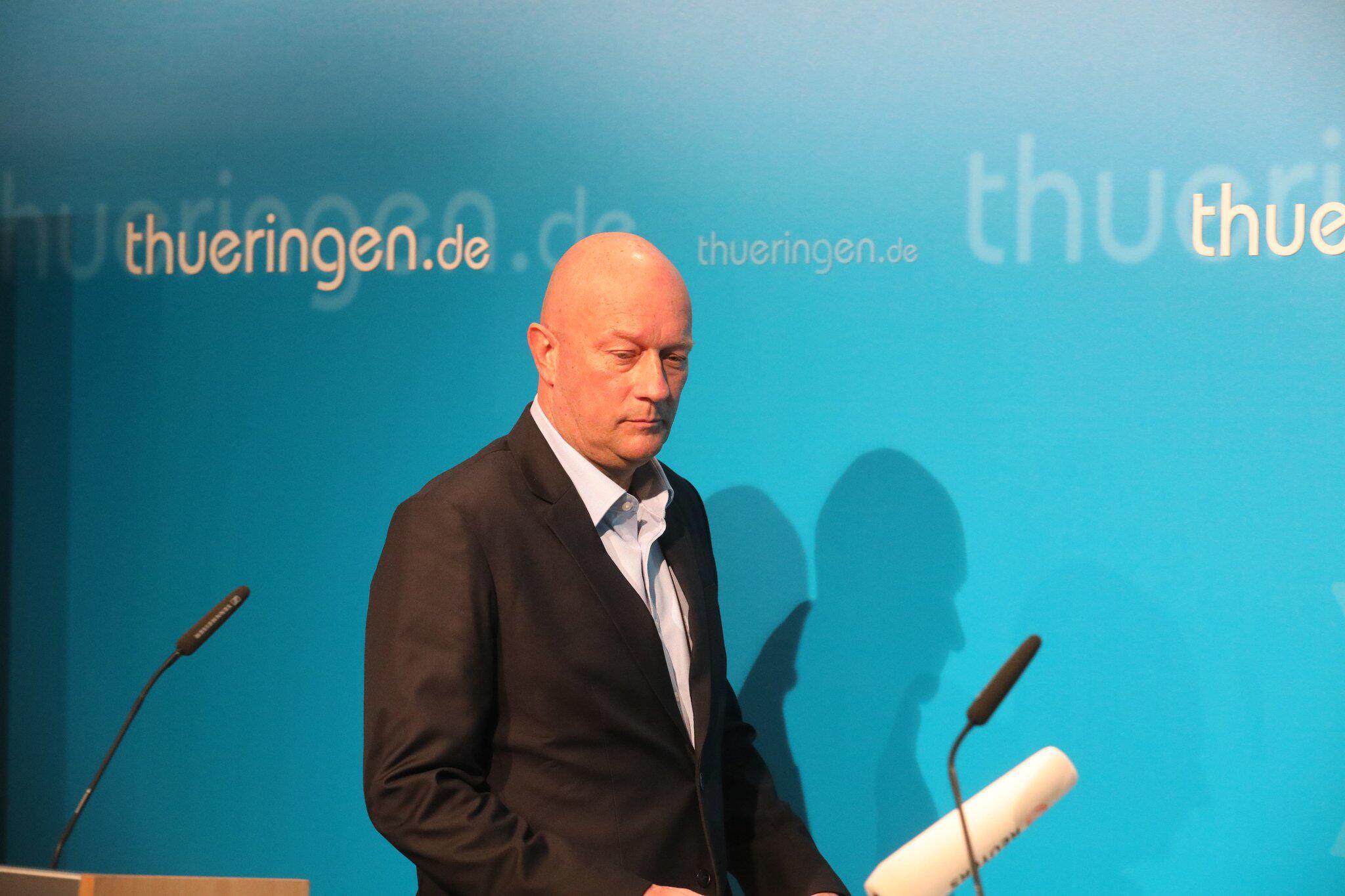 Bild zu Nach Ministerpräsidentenwahl Thüringen