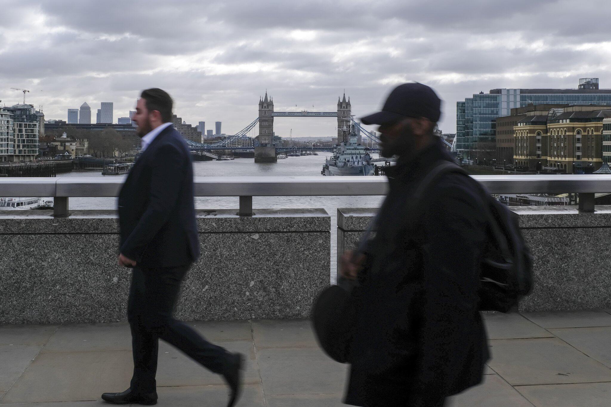 Bild zu Coronavirus - London