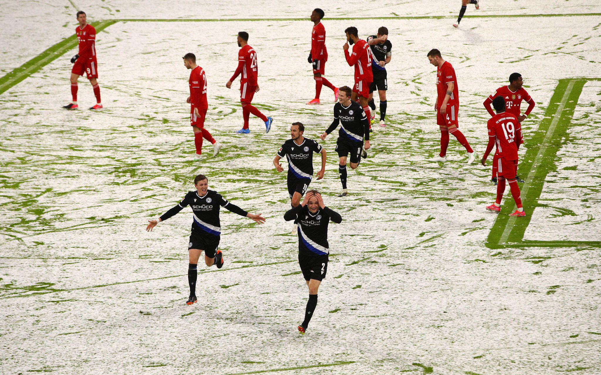 Bild zu Bayern München - Arminia Bielefeld