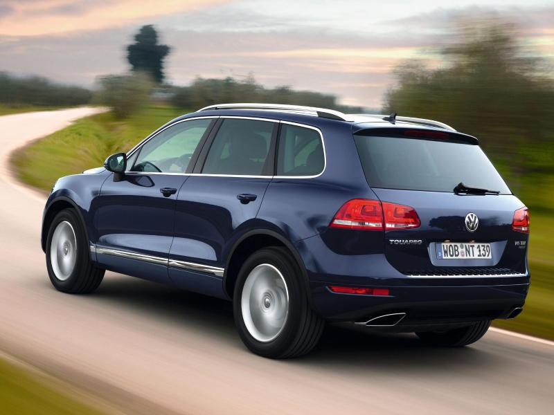 Bild zu VW Touareg als Gebrauchter