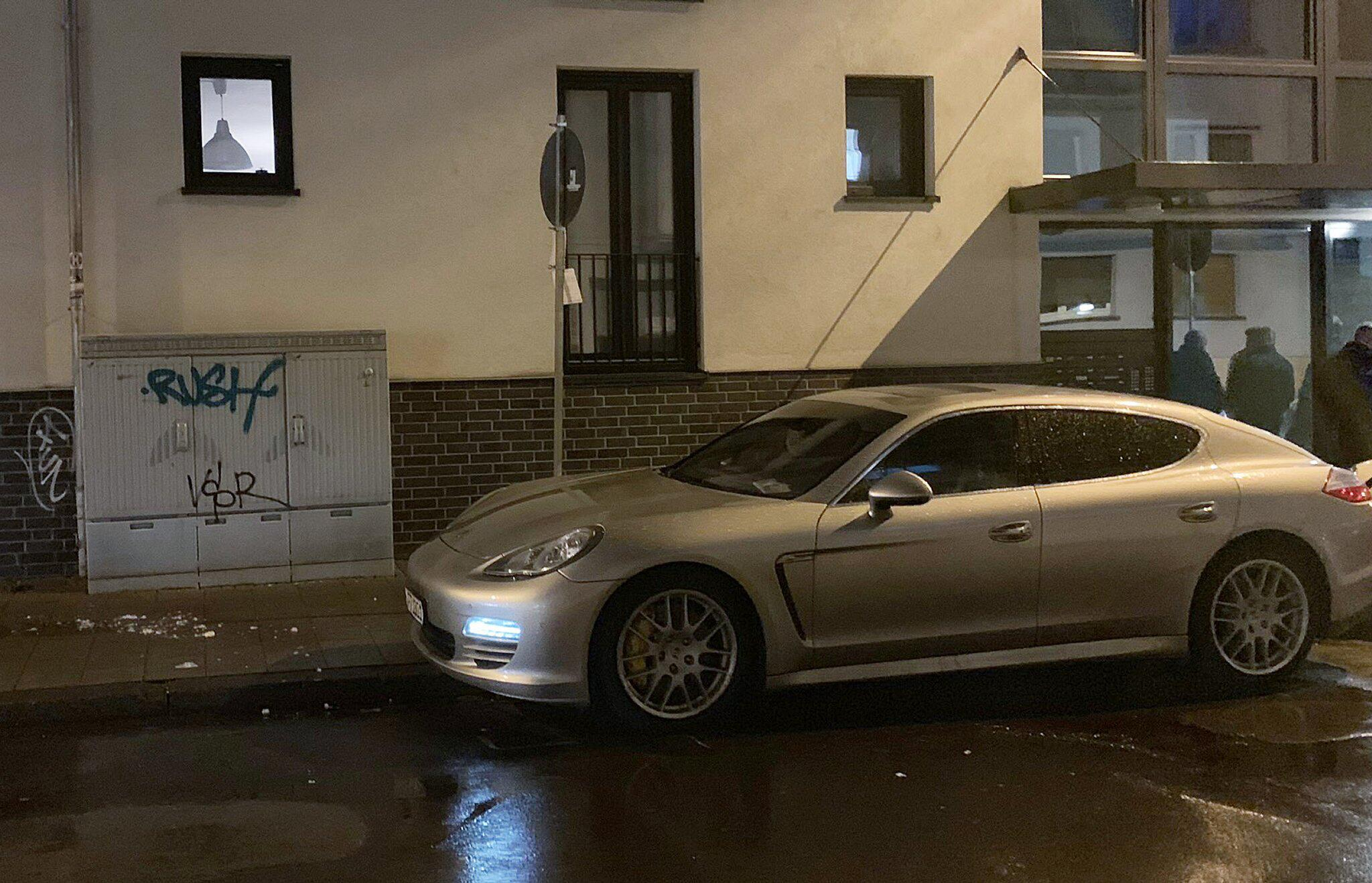 Bild zu Frau in Offenbach erschossen