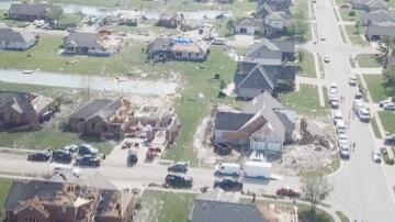 Bild zu Tornados Ohio