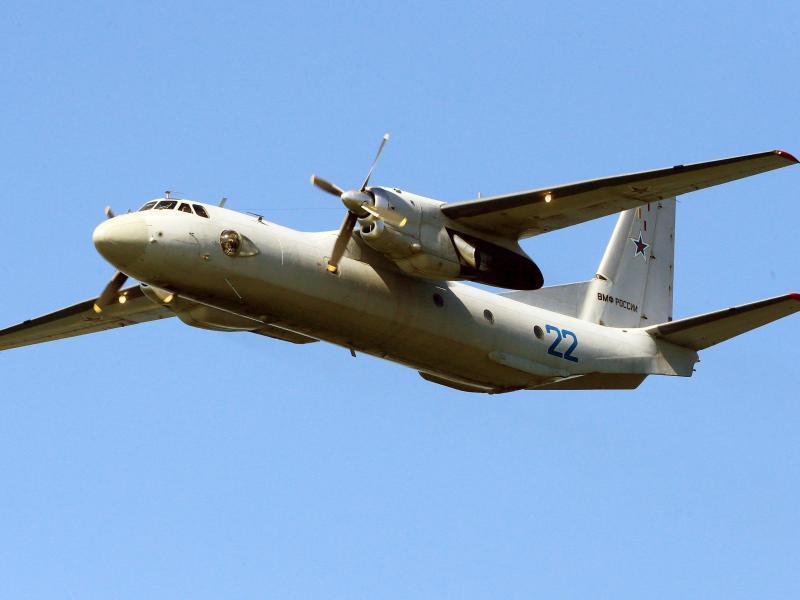 Bild zu Antonow An-26