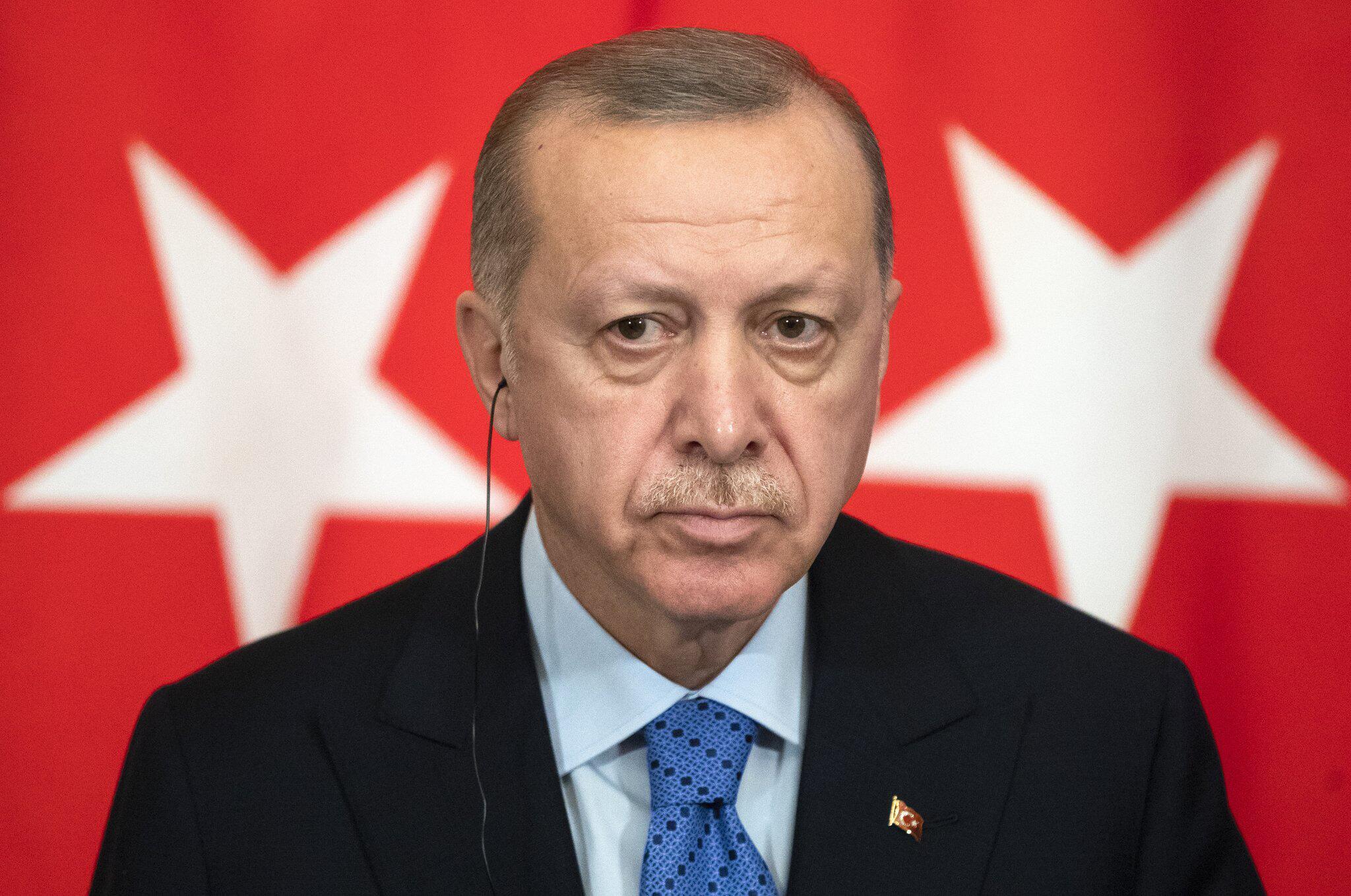 Bild zu Türkischer Präsident Erdogan zu Besuch in Moskau