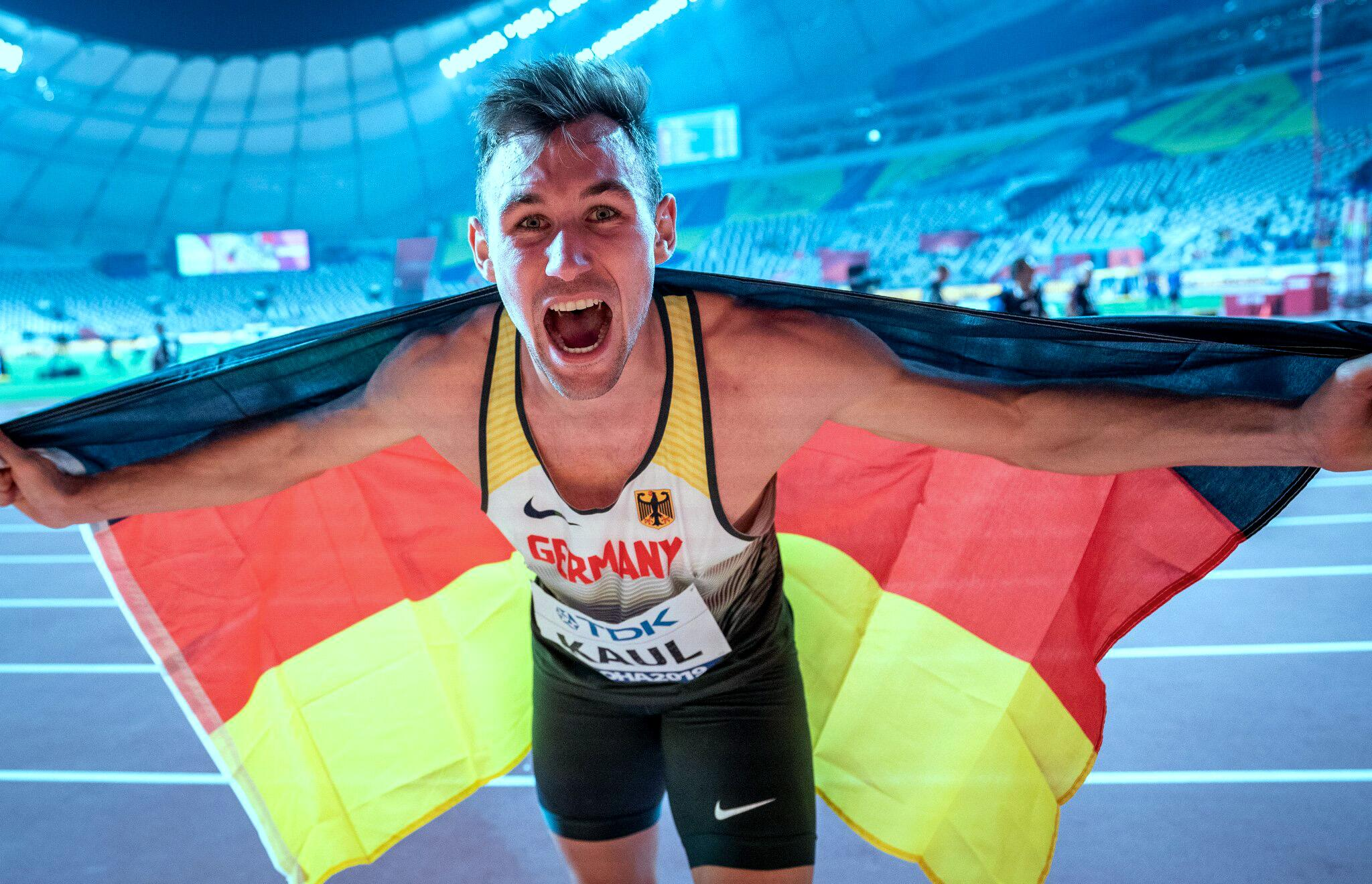 Bild zu World Championships in Athletics