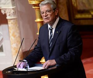 Gauck in Ankara