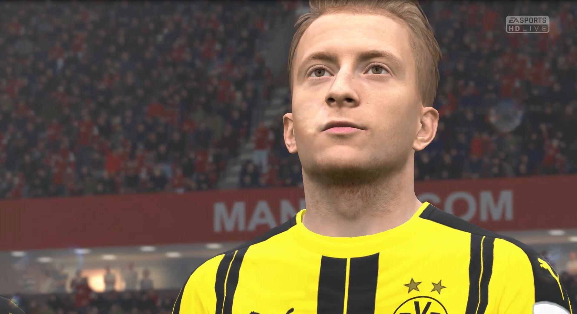 Bild zu FIFA 17, Marco Reus, Videospiel, Testbericht