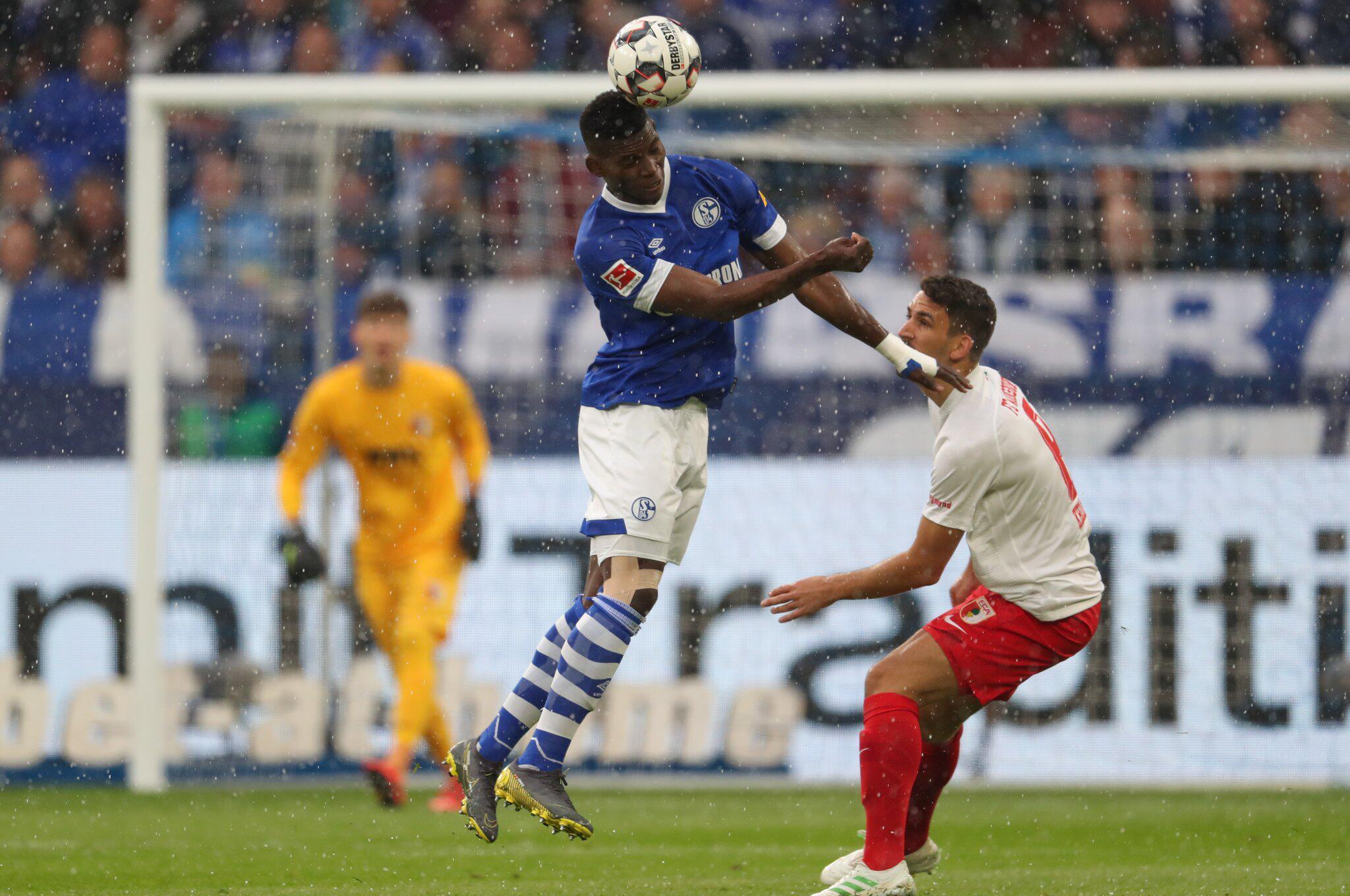 Bild zu FC Schalke 04 - FC Augsburg