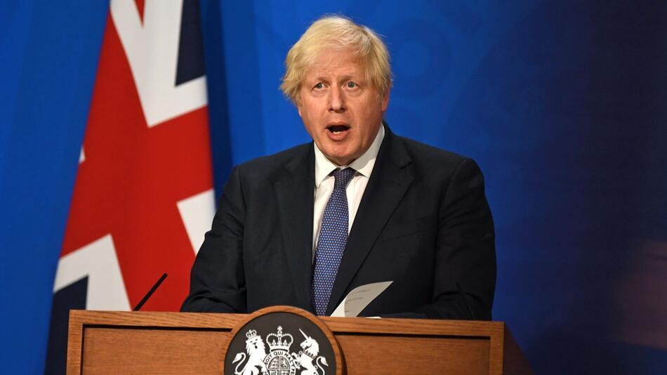 Grossbritanniens Premierminister Johnson