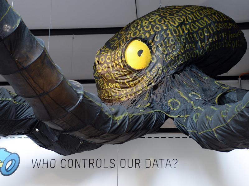 Bild zu Datenkrake Online-Dienst