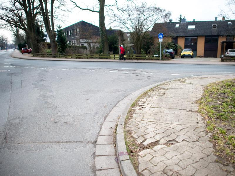 Bild zu Frau in Grossburgwedel niedergestochen