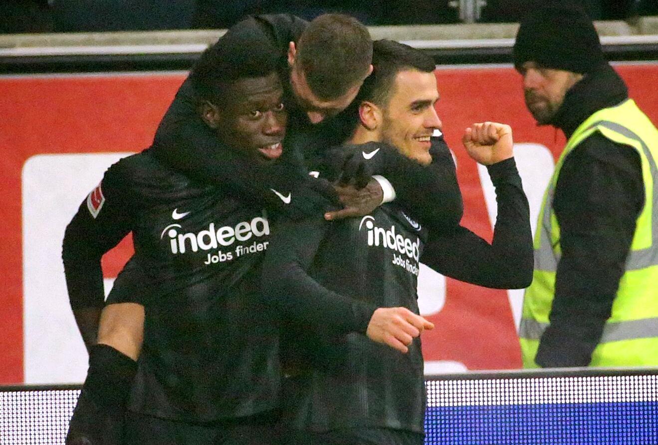 Bild zu Eintracht Frankfurt - Bayer 04 Leverkusen