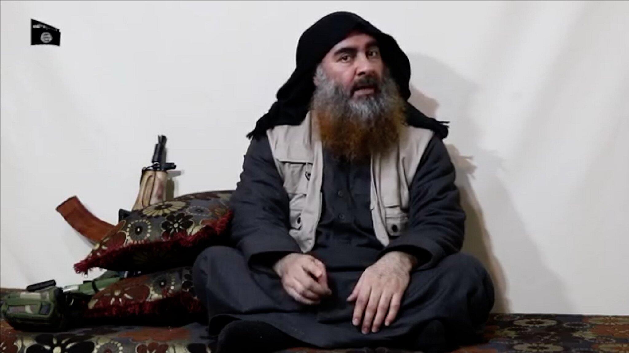Bild zu IS-Chef Abu Bakr al-Bagdadi erstmals wieder in Video