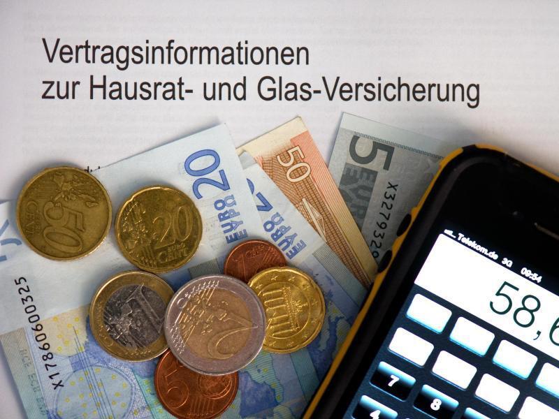 Bild zu Haurat - und Glasversicherung