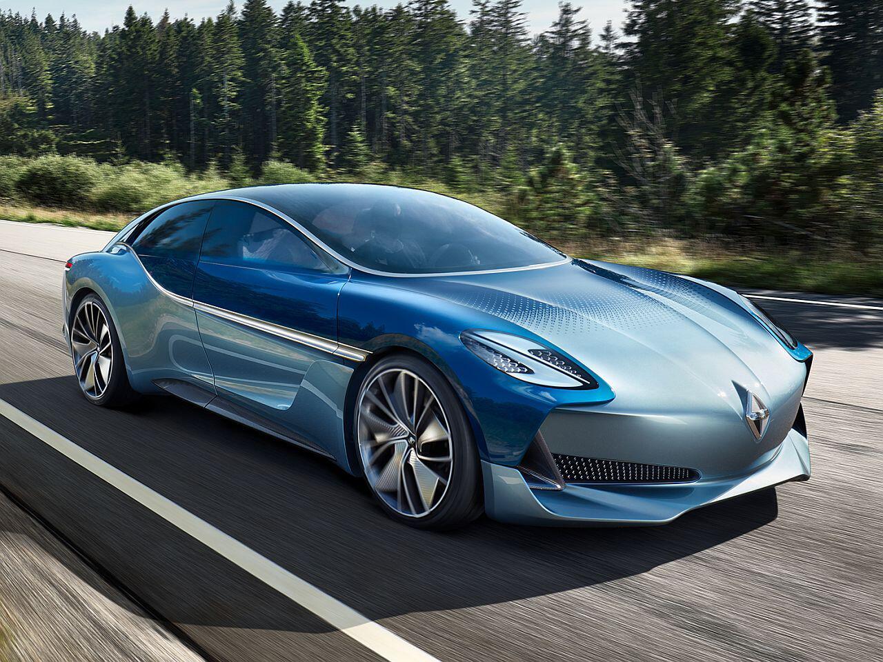 Bild zu Concept Cars: Das waren die faszinierendsten Studien des Jahres 2017