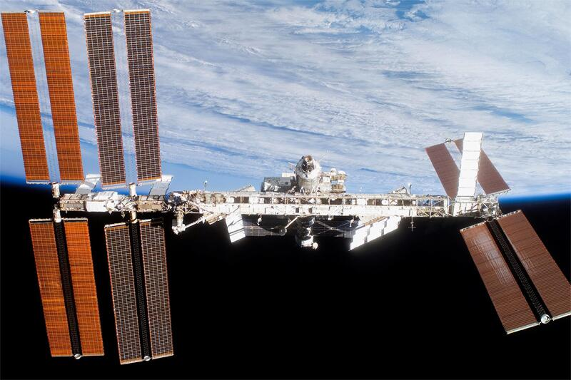 Bild zu Raumstation ISS