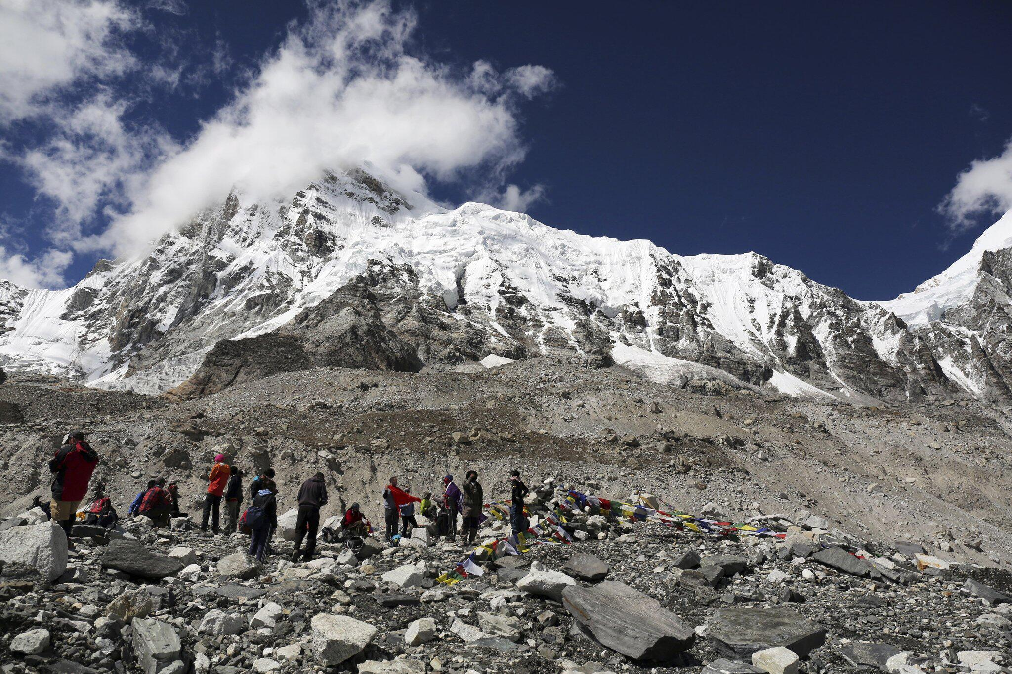 Bild zu Mount Everest