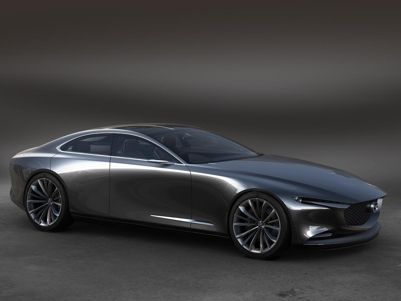 Bild zu Mazda Vision Coupé