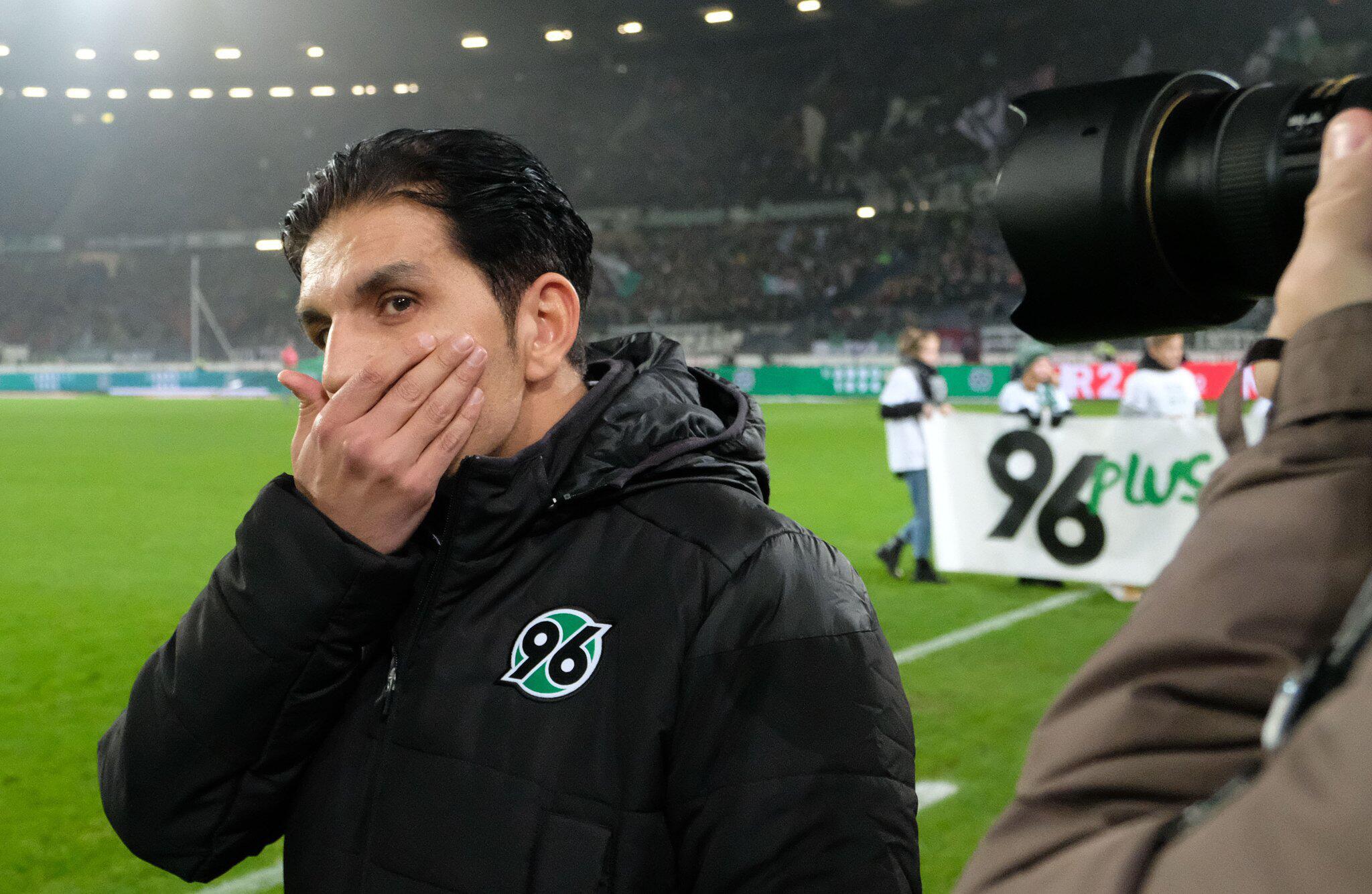 Bild zu Hannover 96 - Darmstadt 98
