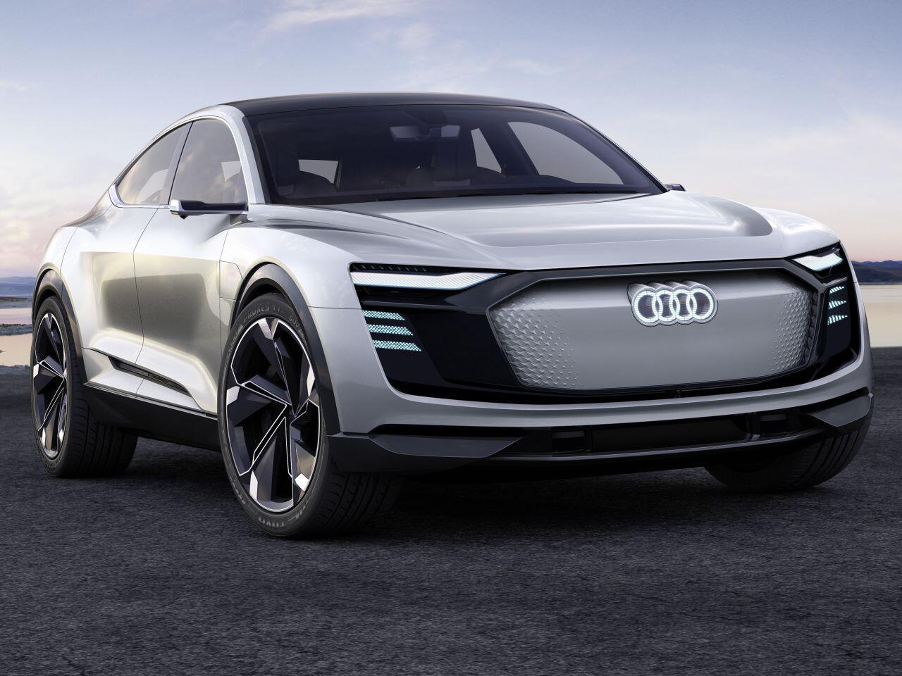 Bild zu Audi e-tron Sportback concept