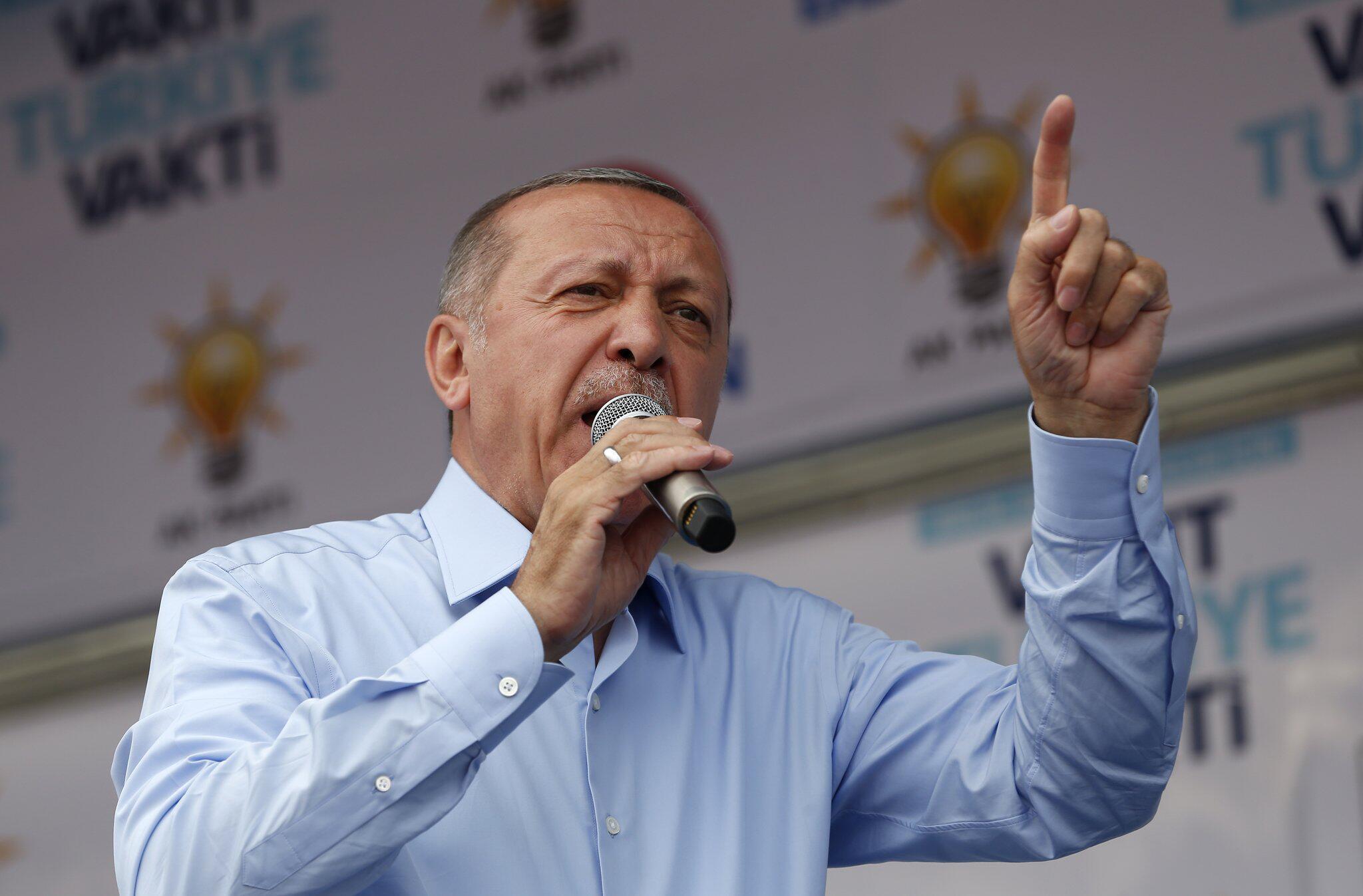 Bild zu Vor den Wahlen in der Türkei
