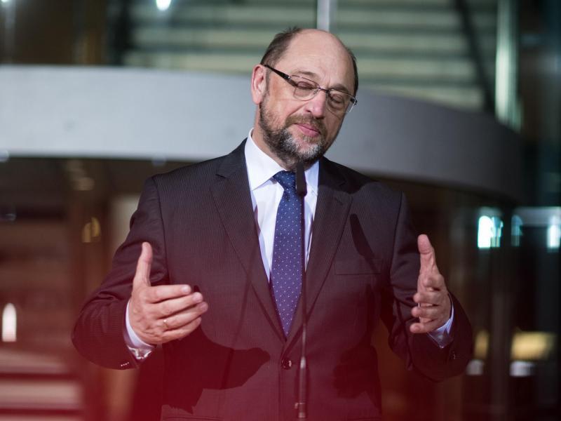 Bild zu Schulz in Berlin