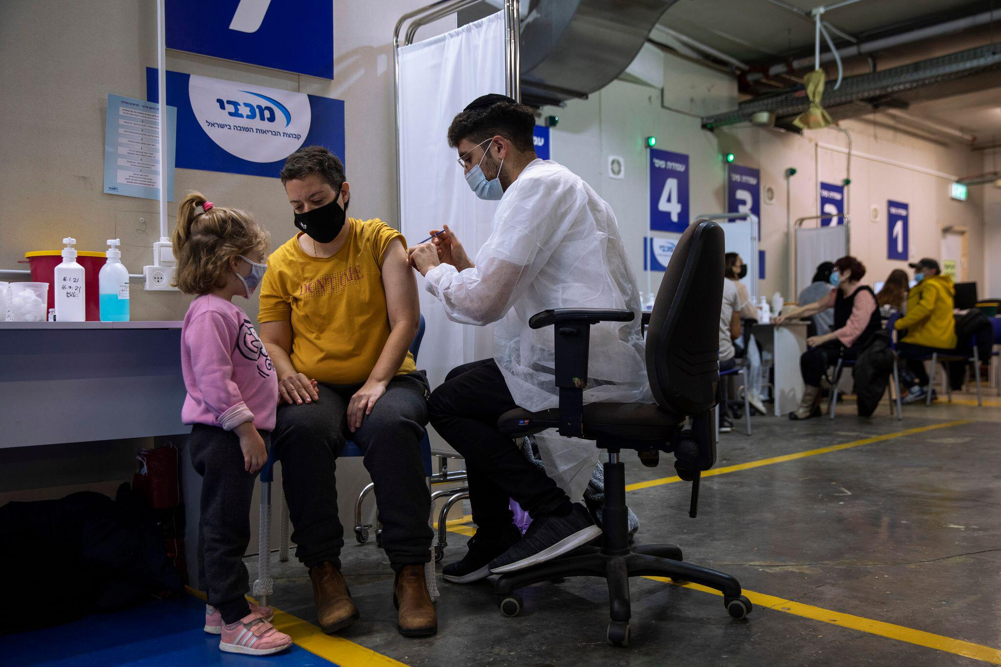 Bild zu Coronavirus - Israel