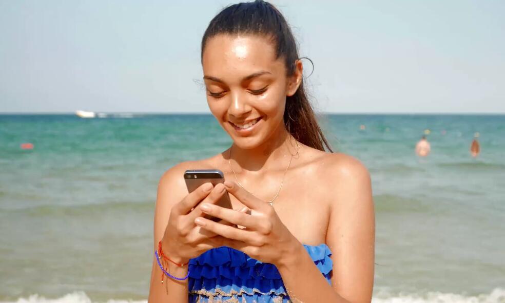 Bild zu Beim Smartphone-Dating ist der erste Eindruck entscheidend!