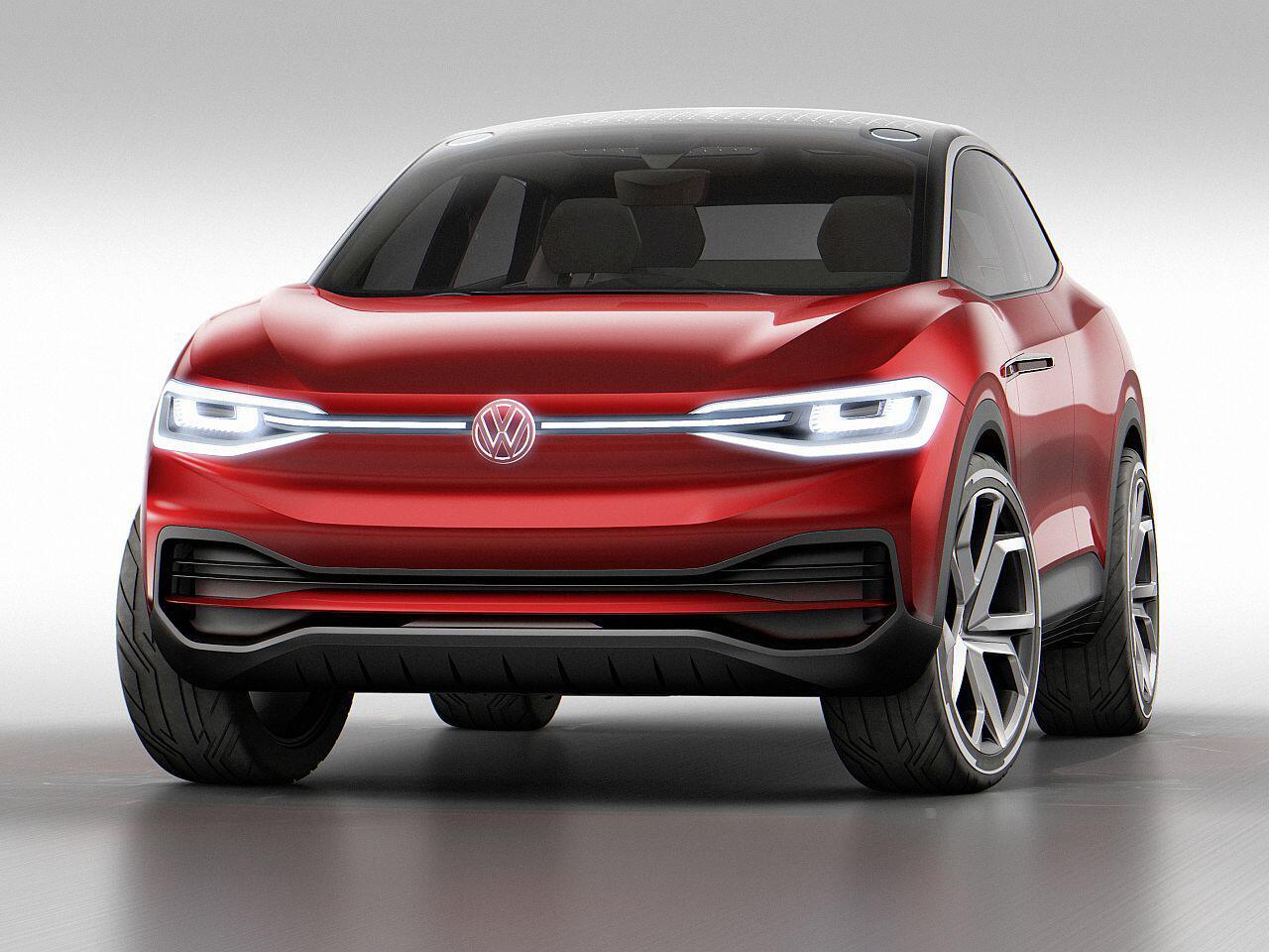 Bild zu VW I.D. Crozz