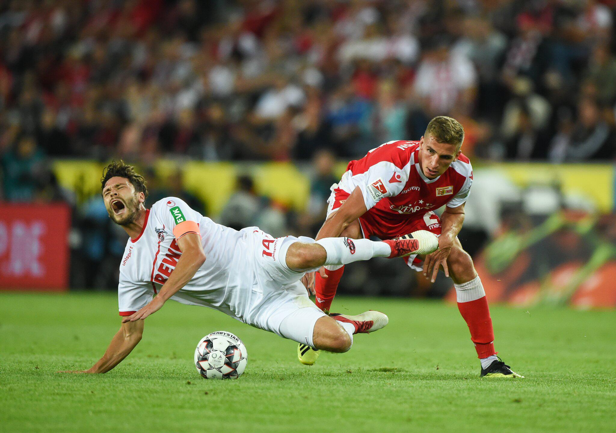 Bild zu 1. FC Köln - 1. FC Union Berlin