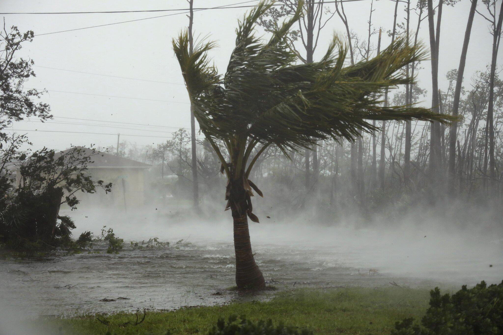 Bild zu Hurrikan, Dorian, Bahamas