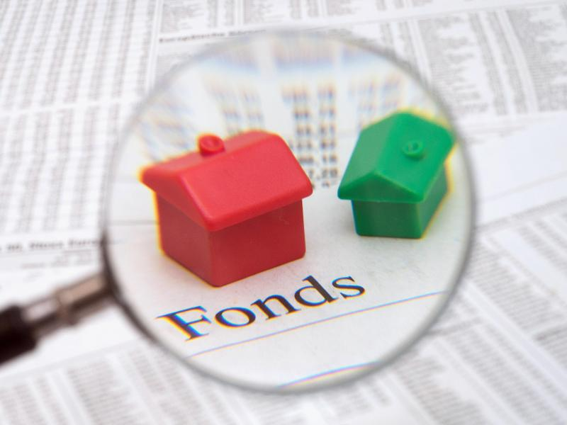 Bild zu Immobilienfonds