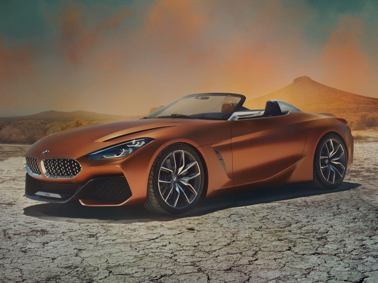 Bild zu BMW Z4 Concept